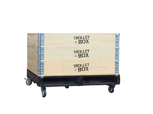 Trolley Box (3 Collars)