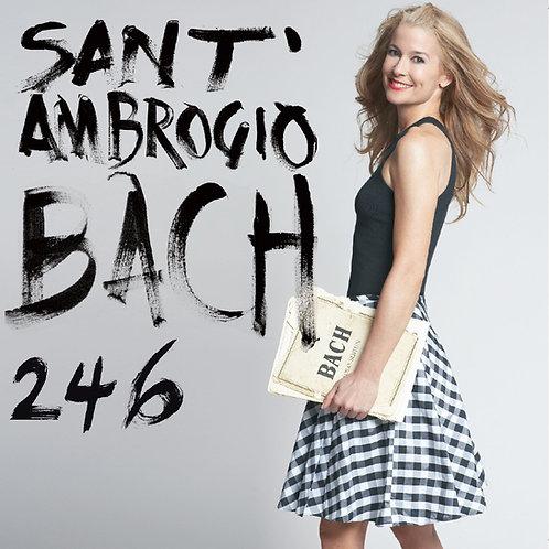 Bach: Cello Suites #2, 4 & 6