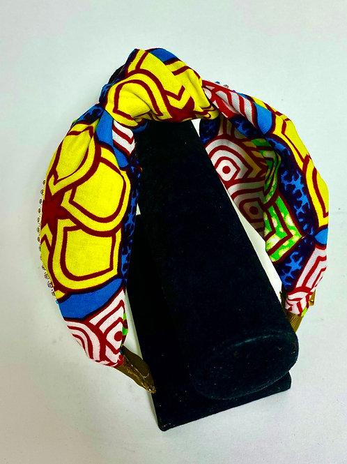 Royal Culture Headbands (Style: Multi Pinwheel)