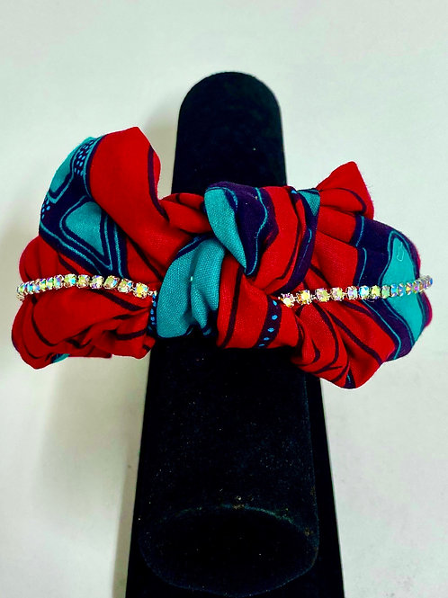 Royal Culture Headbands (Style: Red Fledged)