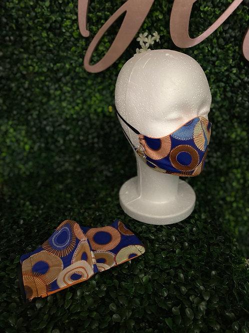 Royal Circles Mask