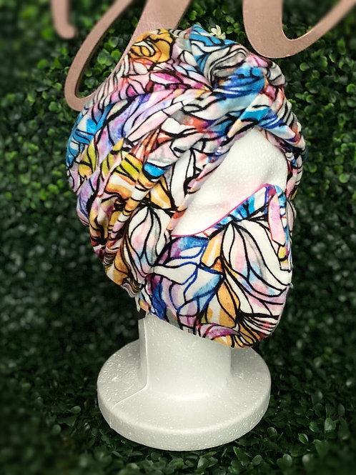 Perfect Petals Turban Set