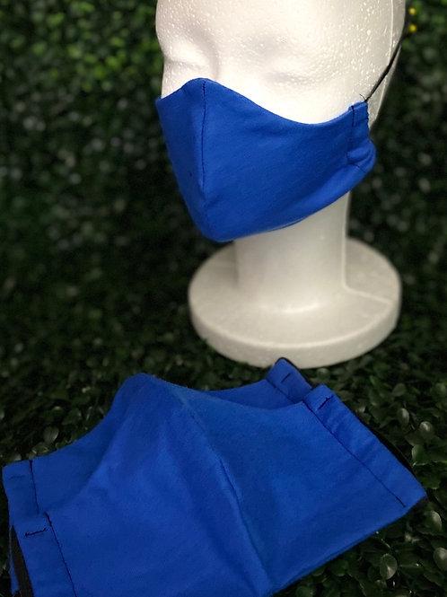True Blue Mask