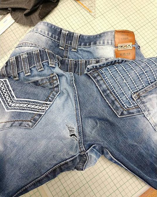 Egal ob Damen oder Herren Hosen - Eine L
