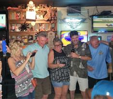 Salty Jims Island Bar