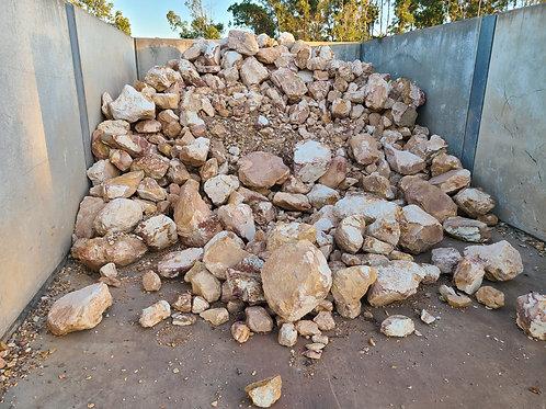 Porcelanite Small Boulders