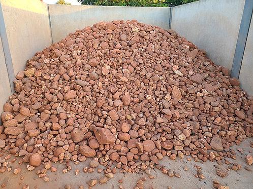 Local River Pebbles 40 - 150mm
