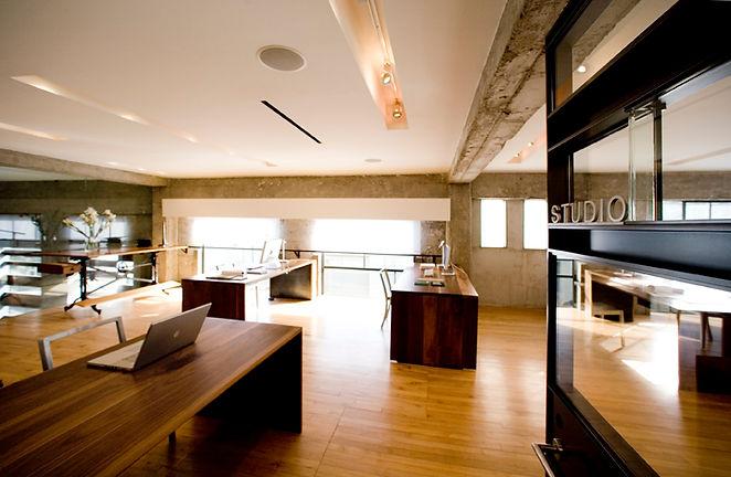 Sand Studios Office