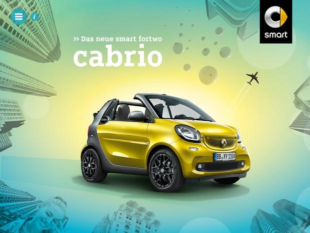 smart Cabrio App
