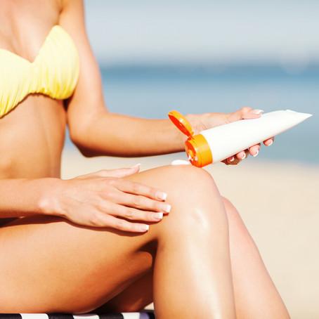 How to Heal Sunburn Fast