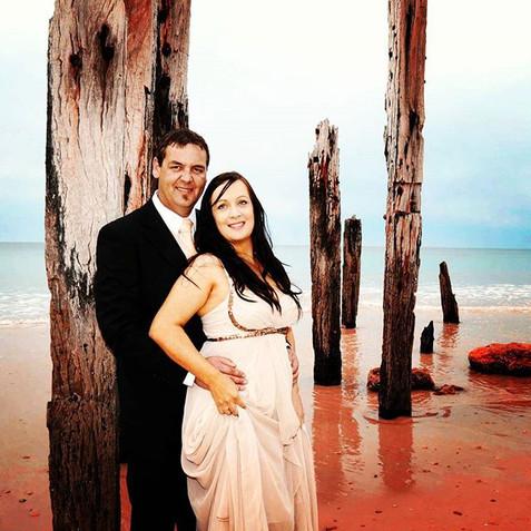#beach #weddingday #portwillunga #beauti