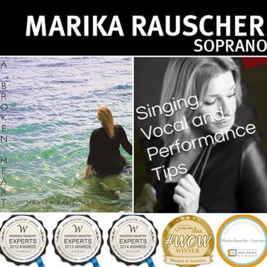 Marika Rauscher - The Voice of Choice
