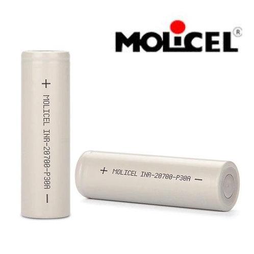 Molicel 20700 A - 35A 3000 mAh