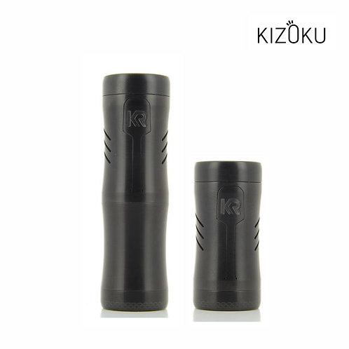 KIZOKU Kirin Semi-Mech Tube Mod 18350/18650 - Black