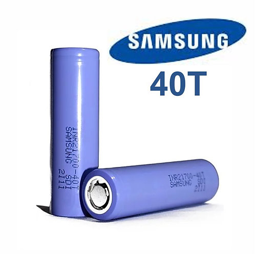 Samsung 40T 30A 4000mAh 21700 Battery