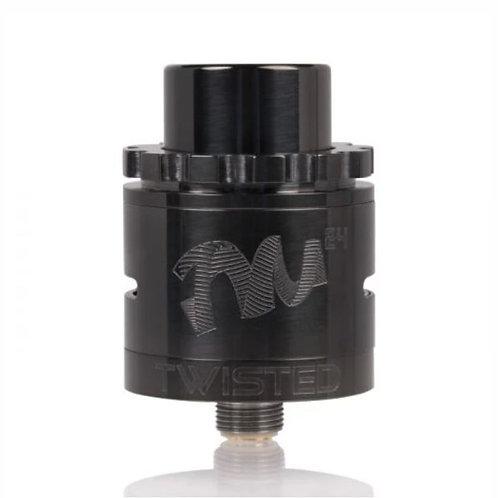 TWISTED MESSES - TM24 Pro-Series RDA Black