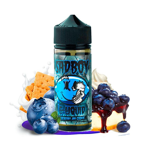 SADBOY - Blueberry Jam Cookie - 100ml