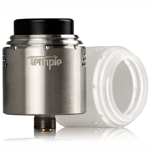 VAPERZ CLOUD Temple 25mm RDA - Brushed SS