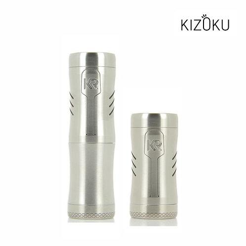 KIZOKU Kirin Semi-Mech Tube Mod 18350/18650 - SS