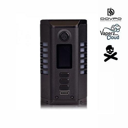 DOVPO x VAPERZ CLOUD x VAPING BOGAN - ODIN 200W Mod - Matte Black