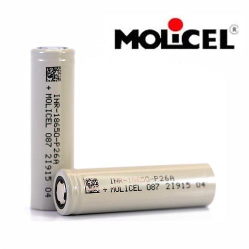 MOLICEL P26A 18650 2600mAh 35A