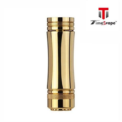 TIMESVAPE Heavy Hitter Mech Mod-Brass