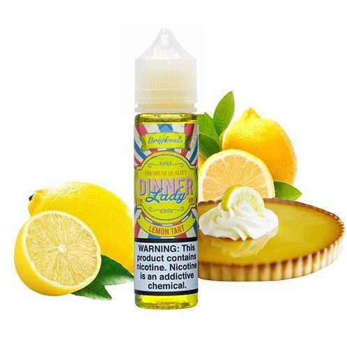 Dinner Lady - Lemon Tart