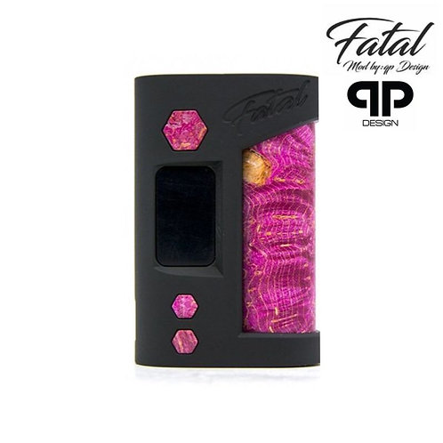 qp design FATAL MOD STAB WOOD Limited Edition PURPLE