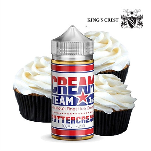 King Crest - CreamTeam - Buttercream