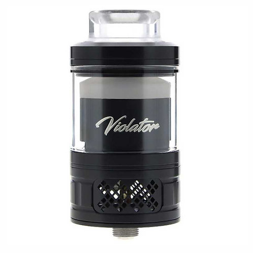 qp Design Vlolator RTA - Limited Edition 28mm - BLACK
