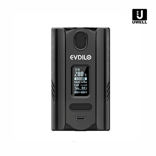UWELL - Evdilo 200W TC Box Mod - Black