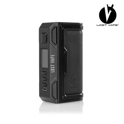 Lost Vape Thelema DNA250C - Black Calf Leather