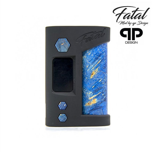 qp design FATAL MOD STAB WOOD Limited Edition Blue