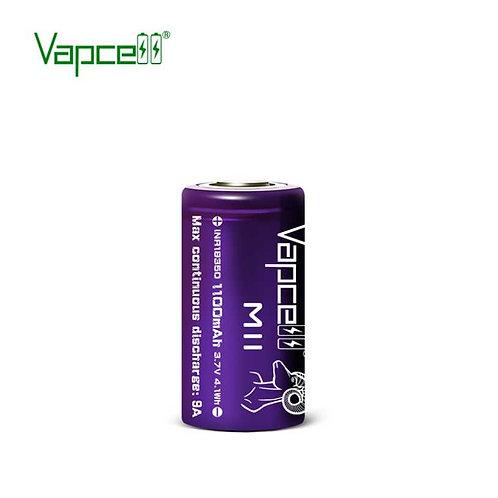 VAPCELL M11 18350 9A FLAT TOP 1100MAH