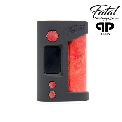 qp design FATAL MOD STAB WOOD Limited Edition RED