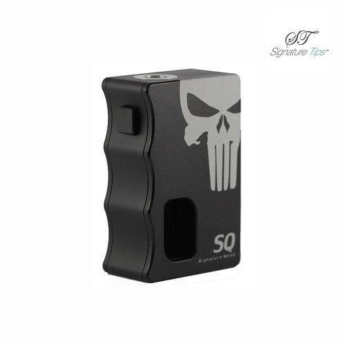 SIGNATURE MODS - SQ SKULL 24mm (18650)