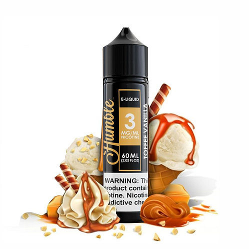 Humble - Toffee Vanilla Custard - 60ml