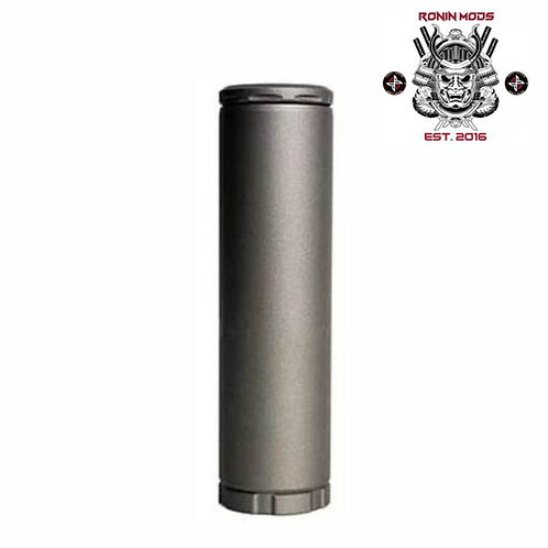 RONIN MODS  X2 Mech Mod 21700 - Tellurium Copper - Gunmetal Cerakote