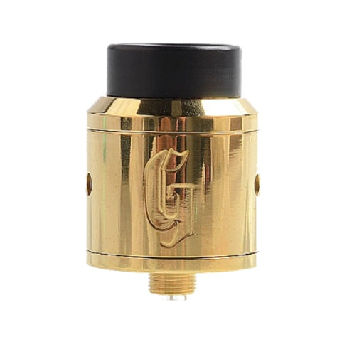 528 CUSTOM VAPES Goon 25 RDA BRASS