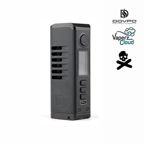 DOVPO x VAPERZ CLOUD x VAPING BOGAN - ODIN 100W Mod - Matte Black