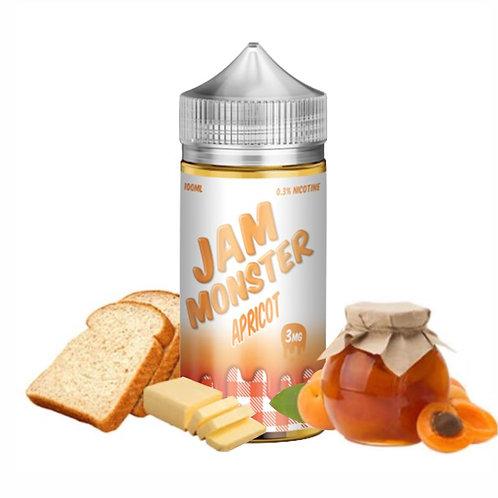 Jam Monster - Apricot - 100ml