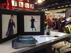 Lookbook et catalogue  Chilia