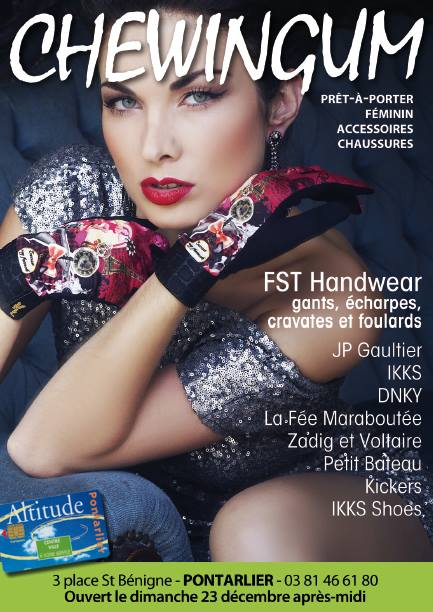 Publication magasine FST Handwear
