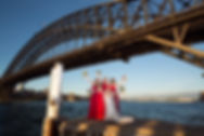 sydney harbour bridge sydney wedding