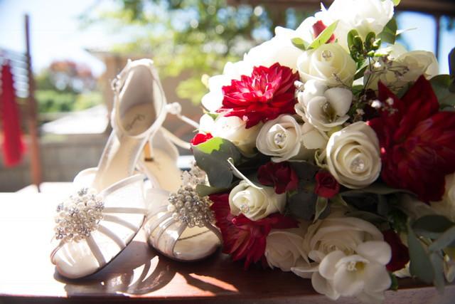 Flowers and Stilettos