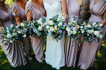 bridal party flower