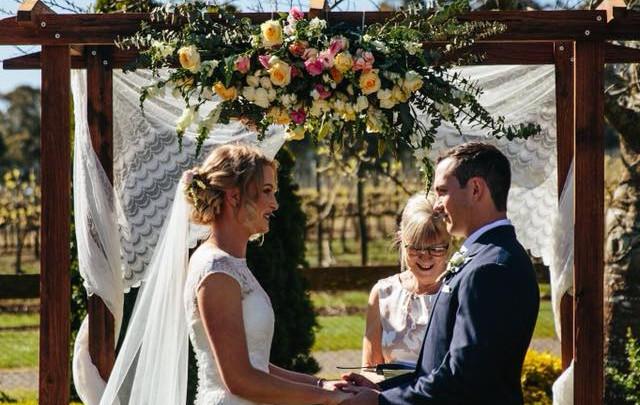 Emily and David's Ceremony