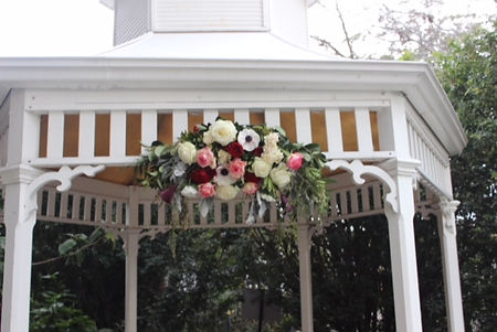 flower arrangment for engagement