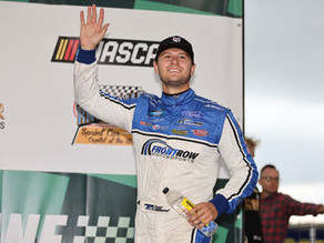 FRM Knoxville/Atlanta Recap: Gilliland Finishes Fourth, Alfredo 26 and McDowell 27th