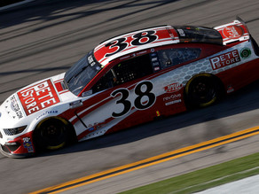 The Pete Store Returns as Primary Partner with Front Row Motorsports